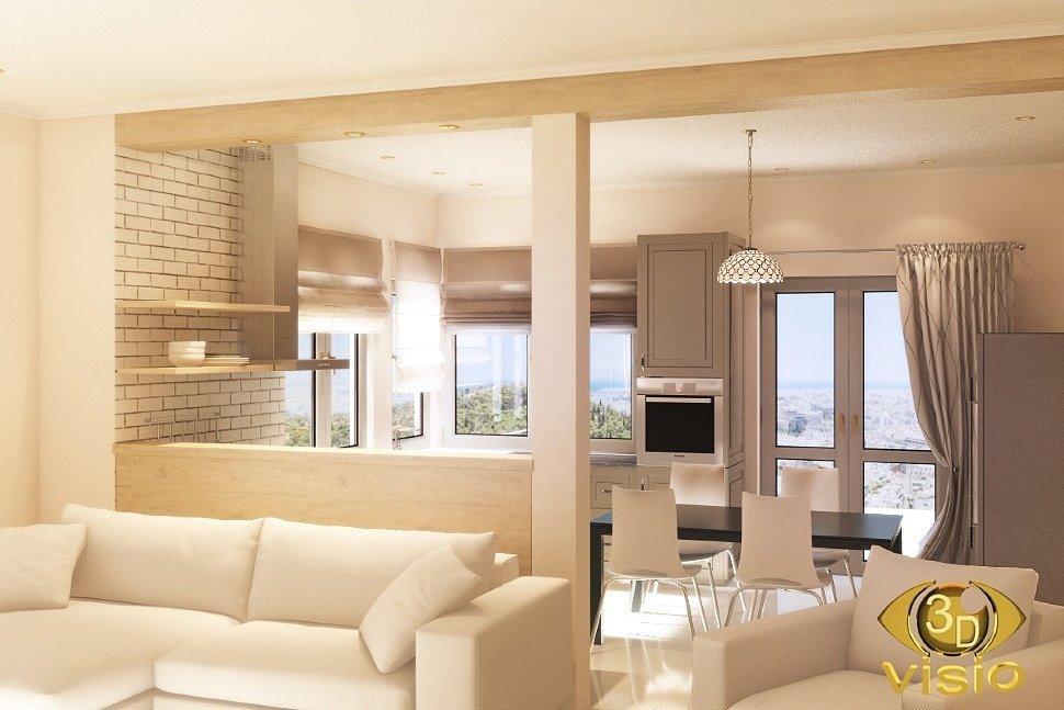 визуализация квартиры онлайн