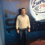 3D визуализация на радио Европа Плюс Киев