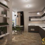 интерьер квартиры +в светлых тонах