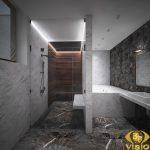 Австрия 3D-визуализация помещений дома