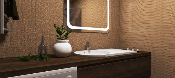 3D визуализации Ванной, г. Киев
