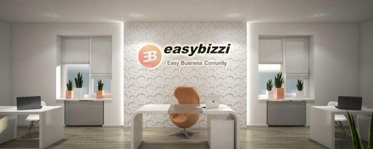 Концепт офиса Easy Bizzy