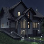 Визуализация дома: Васильковский район, село Иванковичи, Хуторской 11
