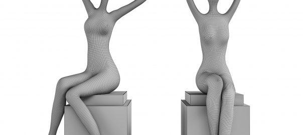 Jaylene Figurines S2 Uttermost