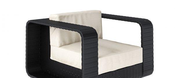 Моделирование мебели из роттанга