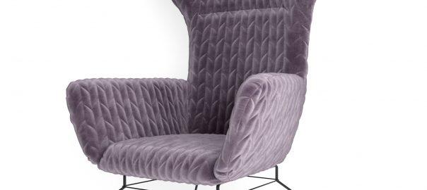 Модель кресла Spiga