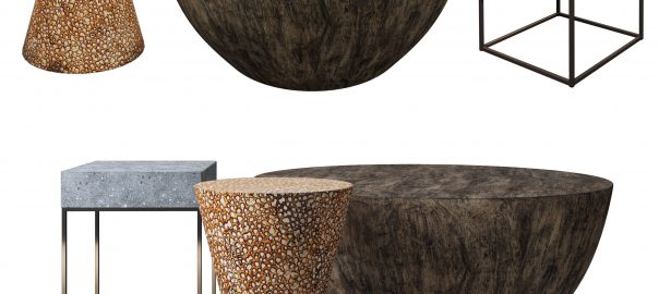 Модель кофейных столиков фирмы Uttermost