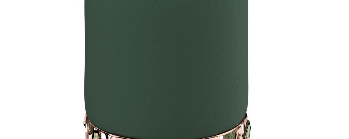 3д модель пуфа Madag фирмы Muranti