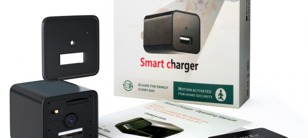 Smart charger 3d model